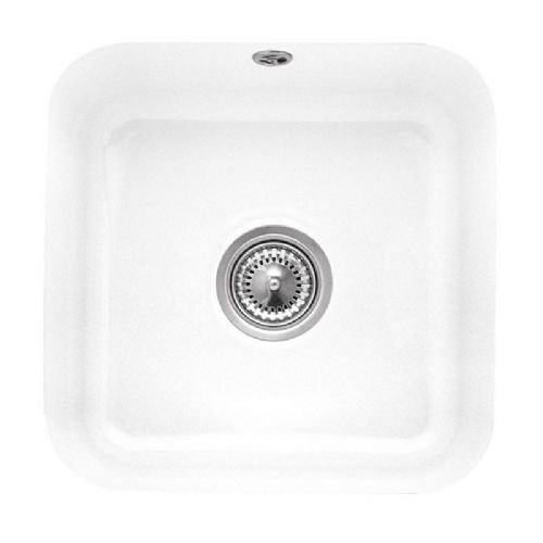Villeroy and Boch Cisterna 50 Undermount Ceramic Kitchen Sink